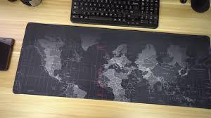 Map Pad World Map Desk Mat Youtube