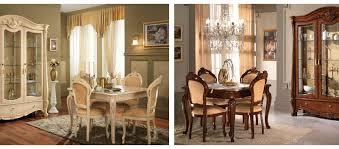 italian dining room sets italian dining room tables marceladick