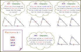 worksheet congruent triangles worksheets