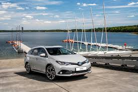 auris toyota auris touring sports freestyle gets the rugged treatment