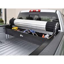 Dodge Ram Utility Truck - bak 92201 ram fold away utility box bakbox2 for 6 u00274