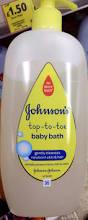 top to toe baby bath johnson u0027s 500 ml