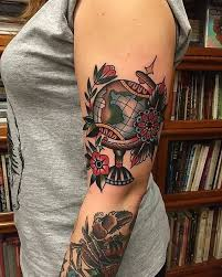 amazing travel tattoo designs u2013 britain outdoors travel blog