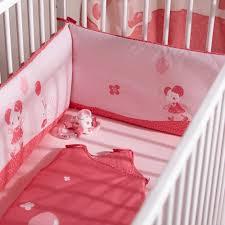 chambre bebe fille pas cher cuisine tour de lit pour bã bã fille juste magnifique la perle