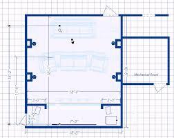 home theater floor plans home theater design plans homecrack com