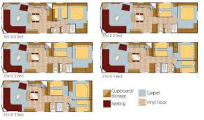 Caravan Floor Plans Europa Spruce Holiday Home And Static Caravans Hsm Copied