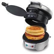 Round Sandwich Toaster Hamilton Beach Breakfast Sandwich Maker Model 25475w Walmart Com