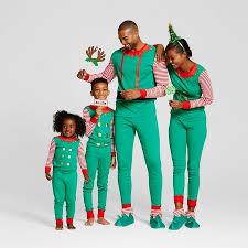 family pajamas collection target print
