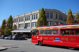 San Francisco Hop On Hop Off Map by Hop On Hop Off Trolley Tour Of Asheville