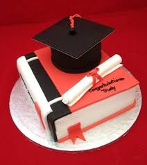 graduation cakes graduation book cake book mortar board scroll graduation