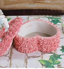 Girls Personalized Jewelry Box Angel Roses Girls Jewelry Box For Home Decor Personalized Wedding