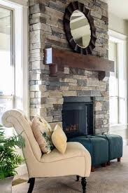refacing stone corner fireplace ideas in stone pictures delectable