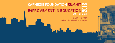 summit on improvement in education carnegie foundation for the