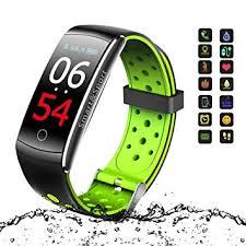 bracelet tracker images Tracker fitness affichage d 39 cran couleur vivicool i6hrc fitness jpg