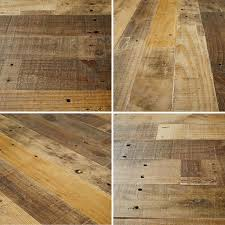 reclaimed wood vs new wood emmerson reclaimed wood dining table reclaimed pine west elm