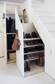 decoration basement stairs storage ideas small staircase design