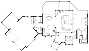 Log Home Designs And Floor Plans Rocklin Log Home Floor Plan By Wisconsin Log Homes