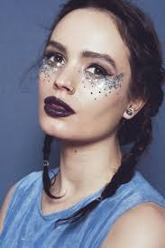halloween hippie makeup looks get 20 glitter face makeup ideas on pinterest without signing up