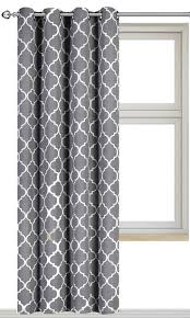 Tab Top Curtains Blackout Curtains Exotic Silver Grey Tab Top Curtains Shining Silver Grey
