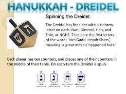 hanukkah lesson objectives to understand what hanukkah