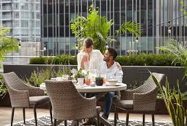 Canadian Tire Outdoor Patio Furniture 3 Patio Looks For Spring Stephanie Sterjovski