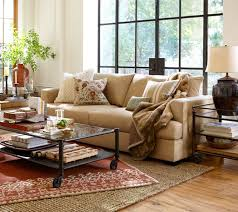 pottery barn cozy living room pottery barn living rooms