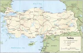 Map Of Oceania Turkey Map Map Of Turkey Google Map Of Turkey
