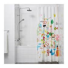 botaren shower curtain rod 120 200 cm ikea