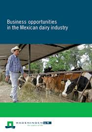 business opportunities in the mexican dairy industry pdf download