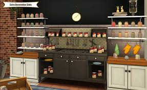 mod the sims canning station overhaul update aug 2 2016
