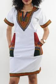 women u0027s african vintage floral dashiki tribal short dress