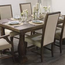 Length Of 8 Person Dining Table by Rectangular Java Greyson Extension Table World Market