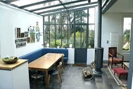 veranda cuisine prix veranda verriere photo vacranda avec toiture en verre vitrage