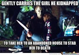 Michael Myers Memes - semi good guy michael myers by recyclebin meme center