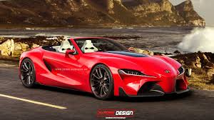 convertible toyota 2017 will toyota make a supra convertible supra ft1 forum