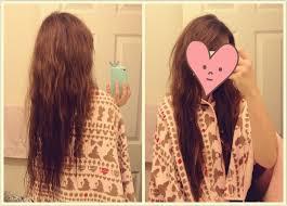 wavy hair after three months the journey for straight hair milbon liscio japanese hair