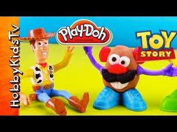 Potato Head Kit Toy Story Play Doh Potato Head Playset Potato Head Woody Hamm