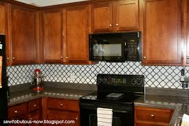vinyl kitchen backsplash vinyl quatrefoil backsplash projects landeelu
