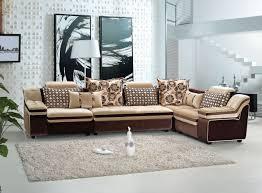 sofa nice fabric sofa set l shape free shipping furniture new