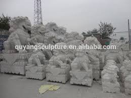 fu dog statues for sale large garden china marble foo dog statues sale buy foo dog