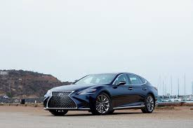 lexus new car with the all new 2018 ls lexus reimagines global flagship sedan