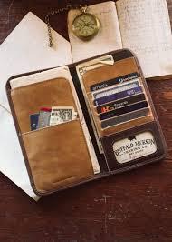 mens travel wallet images Mens passport wallet whisky dark walnut buffalo jackson jpg