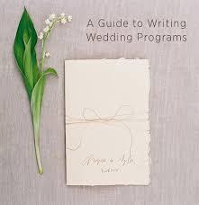 wedding program wording etiquette best 25 wedding programs wording ideas on wedding