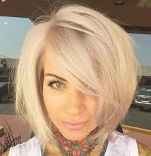 short hairstyles with side swept bangs for women over 50 50 top short hairstyles for women textured side swept bangs