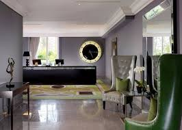 Luxury Hotel Interior Designs By Richmond International - Lobby interior design ideas