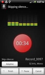 record audio android android voice recorder app record rv