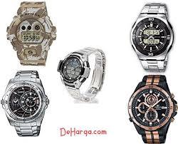 Negara Pembuat Jam Tangan Casio daftar harga jam tangan casio original terbaru 2018
