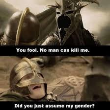 Kill Me Meme - you fool no man can kill me meme guy