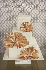 art deco wedding cake ideas chwv