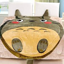 my neighbor totoro comforter shut up and take my yen